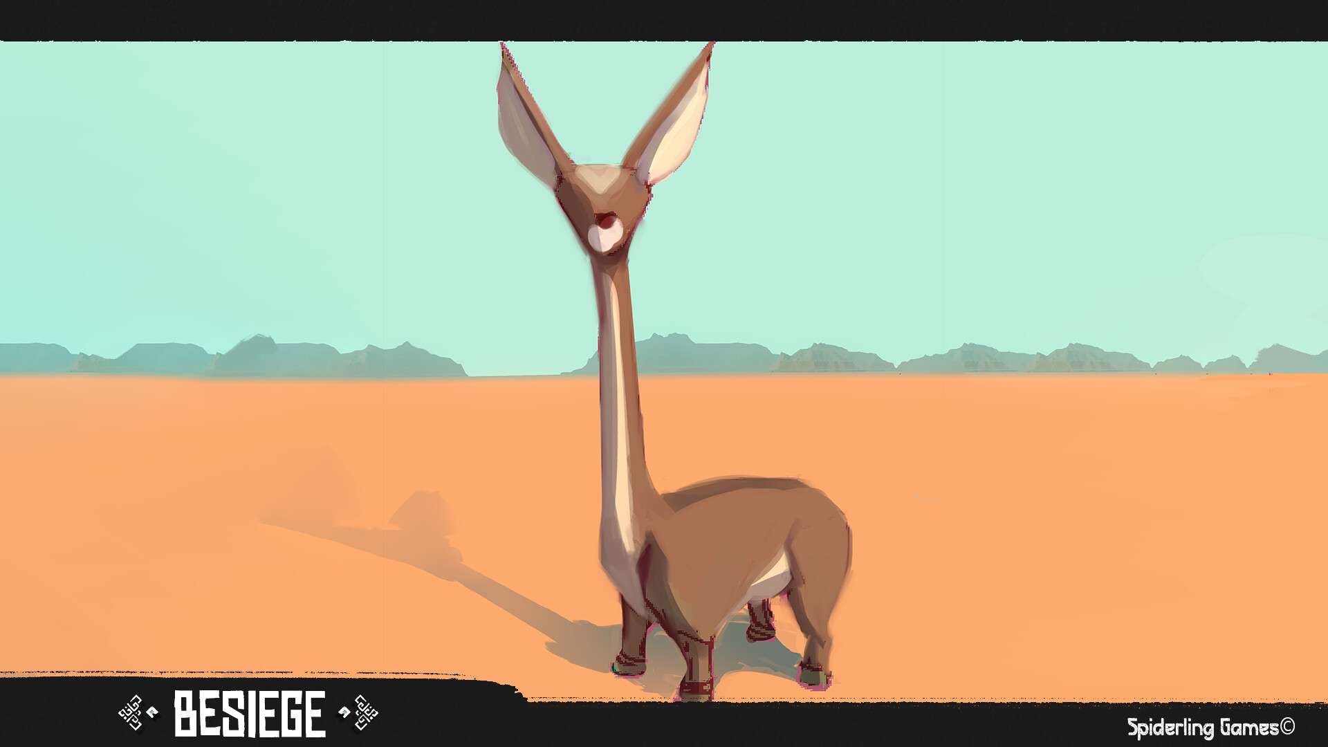 Dwarf Gerenuk