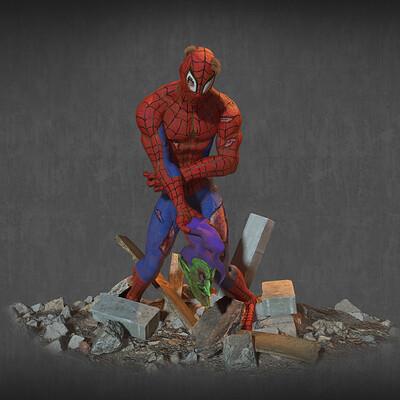 Alejandro cacho spidermanhurt