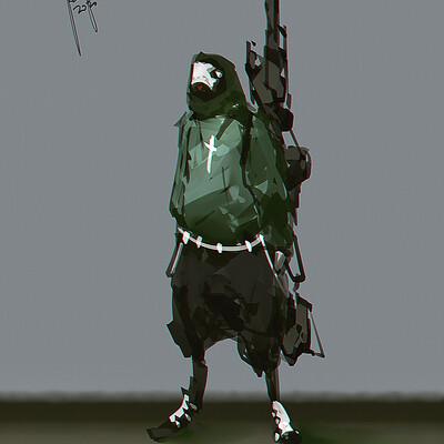 Benedick bana hoodie sniper final