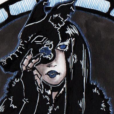 Detonya kan beneath the wolf