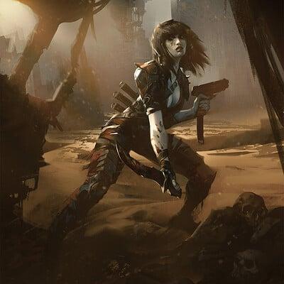 Daryl mandryk raider