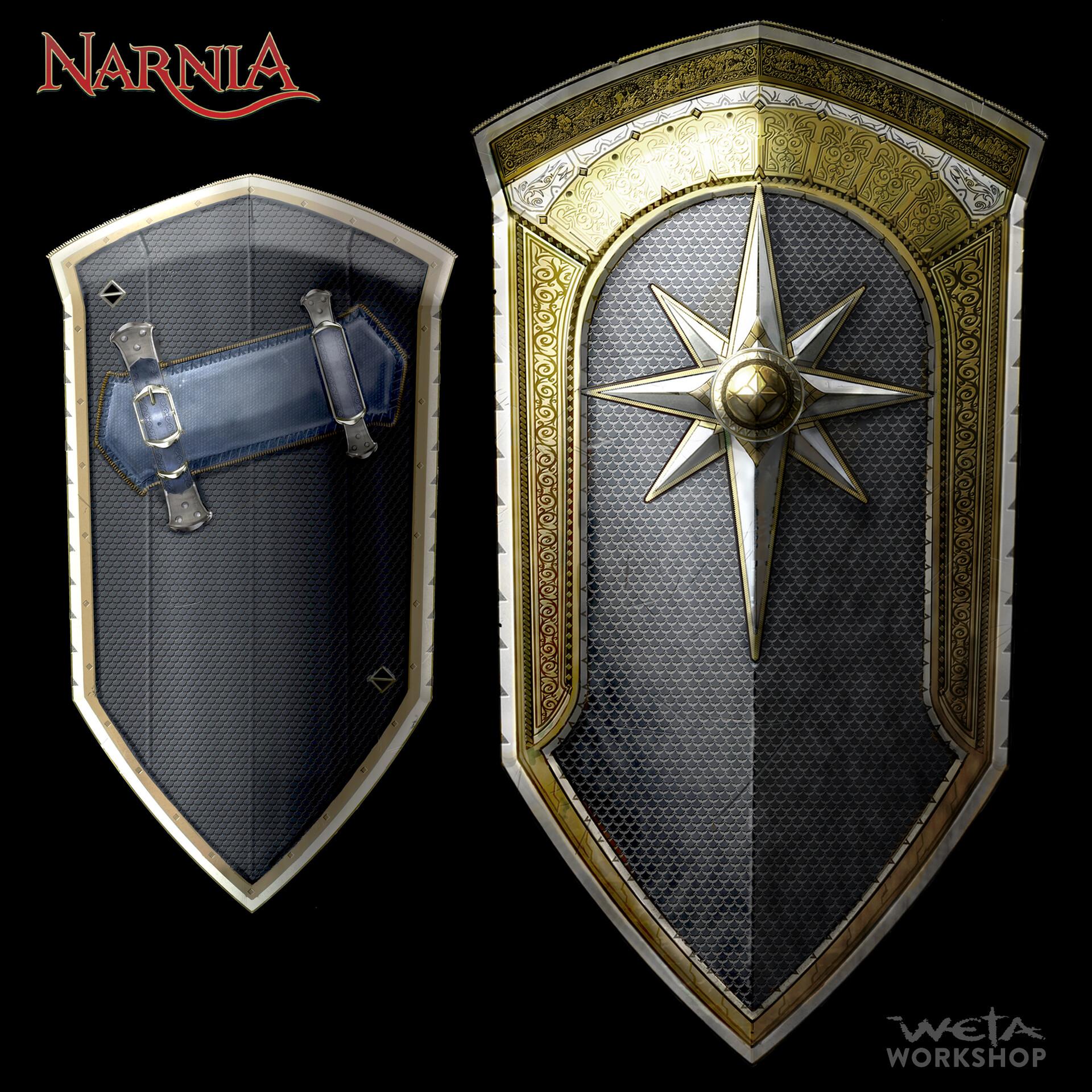 Miraz Final Shield Design