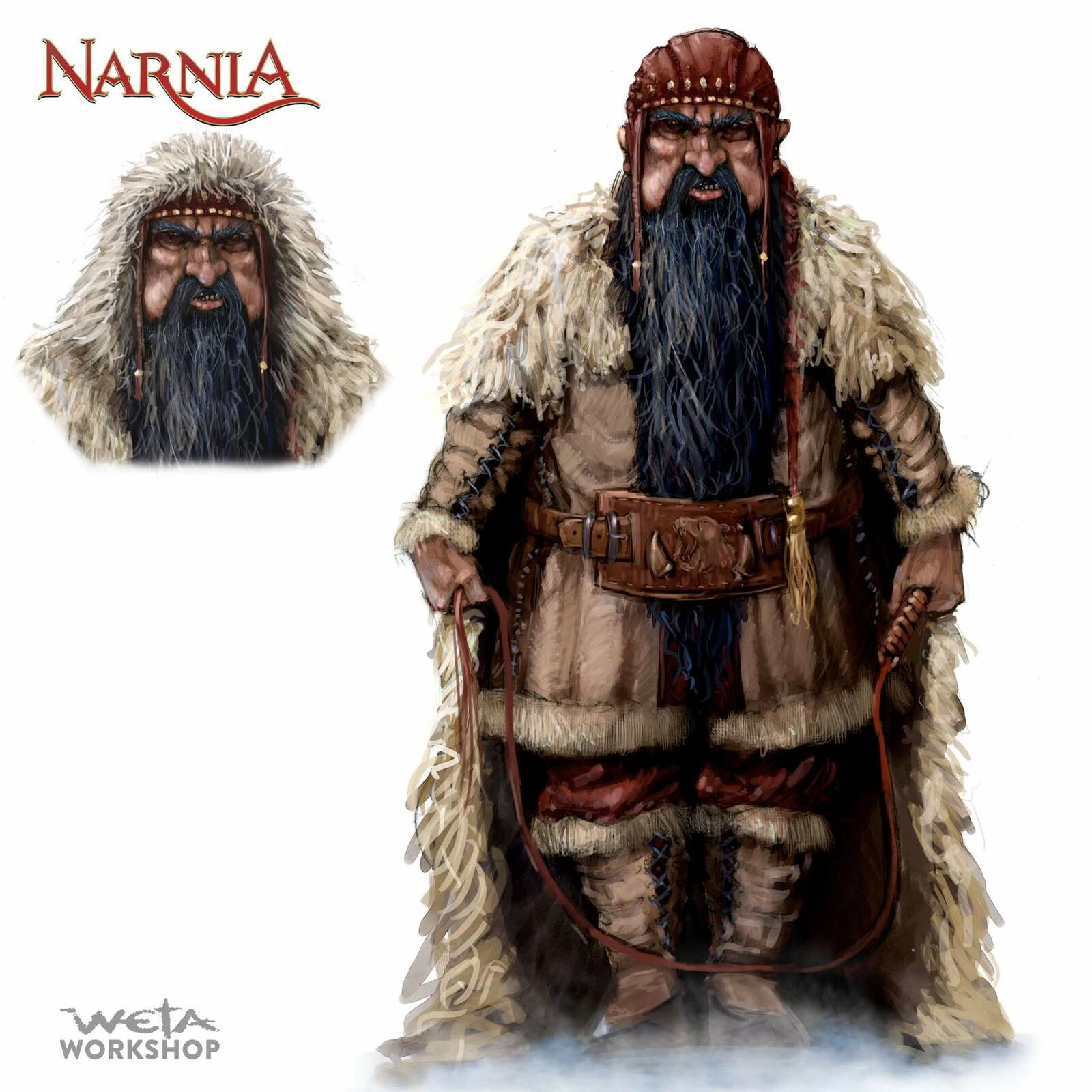 Narnia: Ginarrbrik