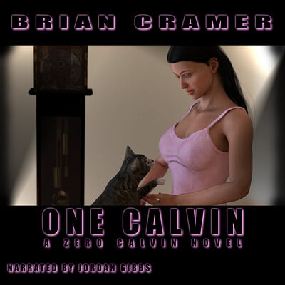 Brian cramer one calvin audiobook cover1b