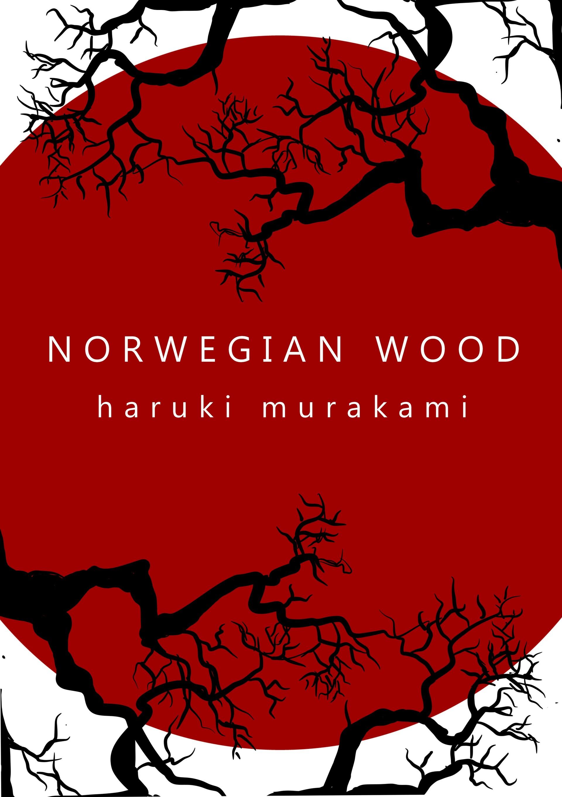 ArtStation - Norwegian Wood-front cover, Megan Strong