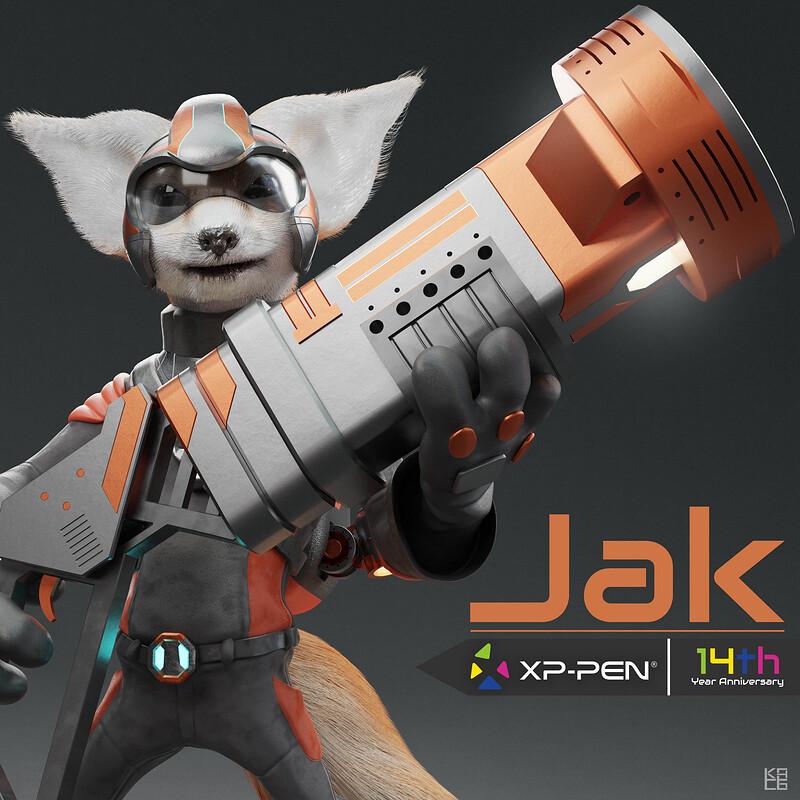 Jak Fox