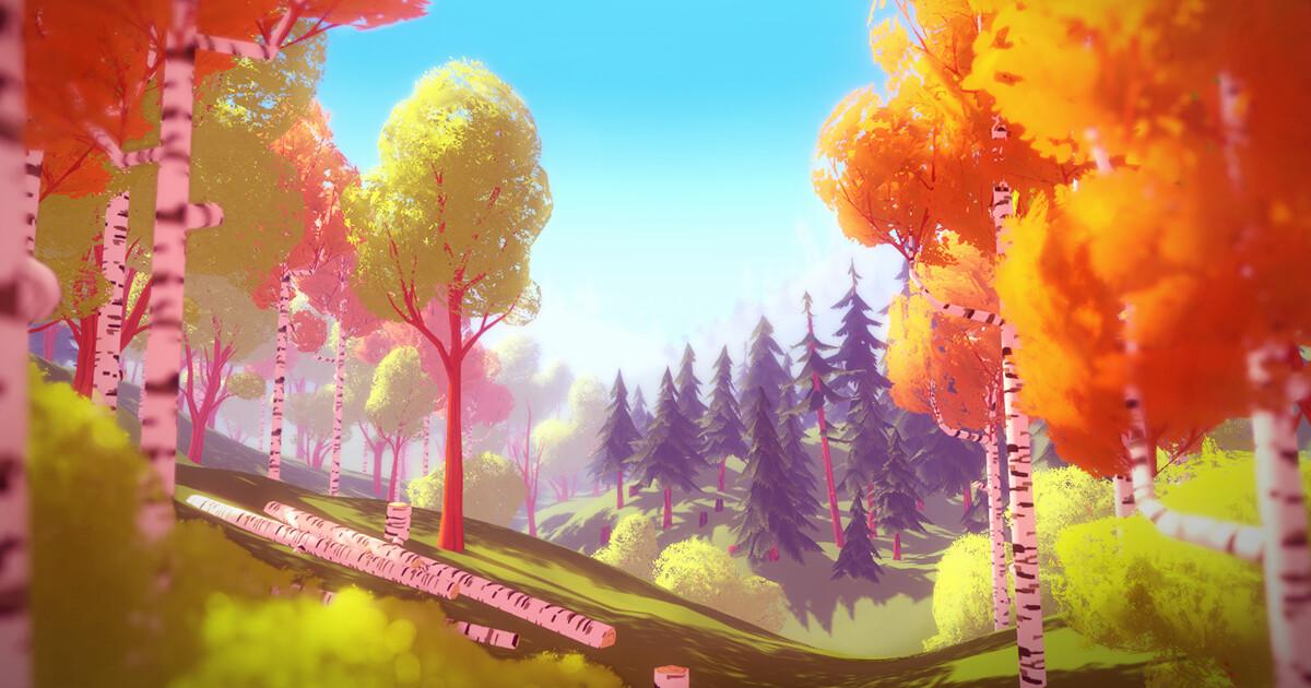 STORY - Tree Pack More info: https://tidalflask.com/store/pn6n/story-tree-pack