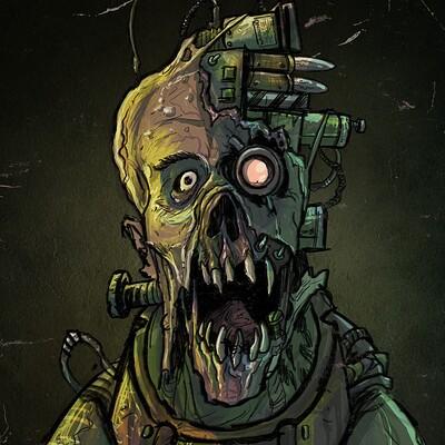 David hartman cyborg