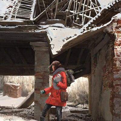 Wojciech bajor future winter hunter chase mother wojciech bajor