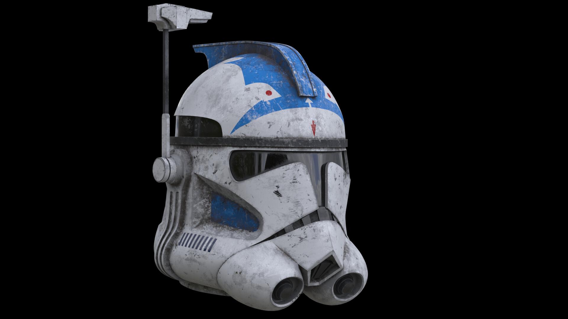 Erik M1999 Clone Trooper Fives The Clone Wars