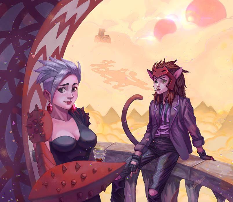 Artstation She Ra And The Princesses Of Power Fan Art Fernando