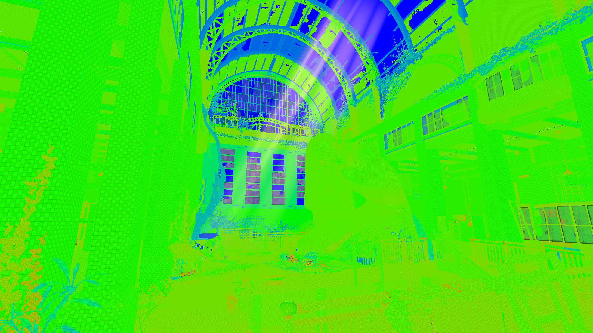 Lightmap Density