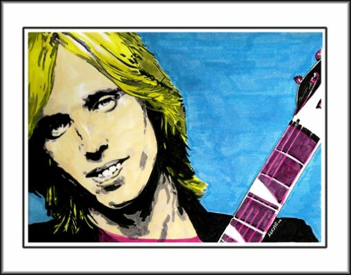 Tom Petty Commission