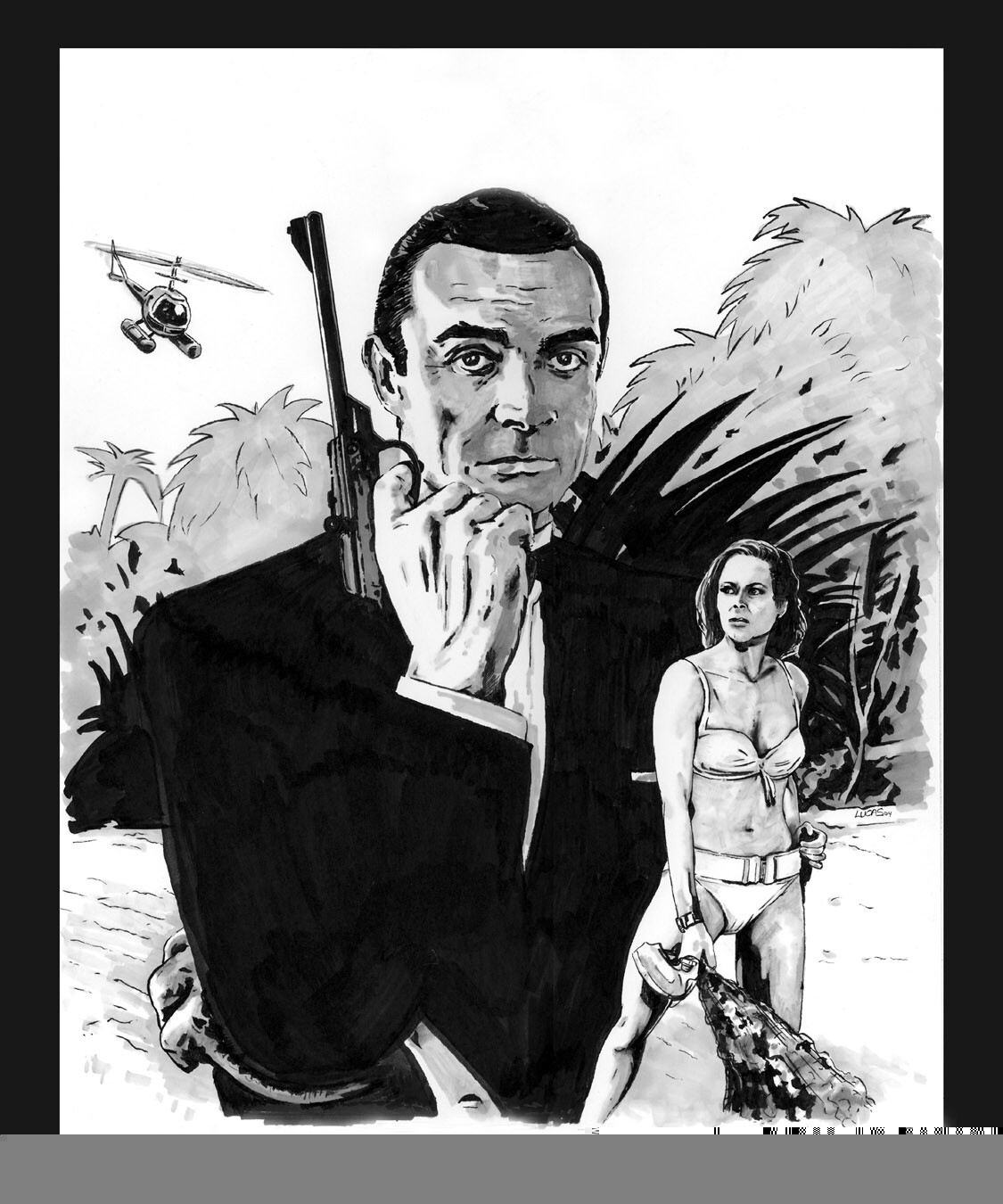 James Bond/ Dr. No Commission