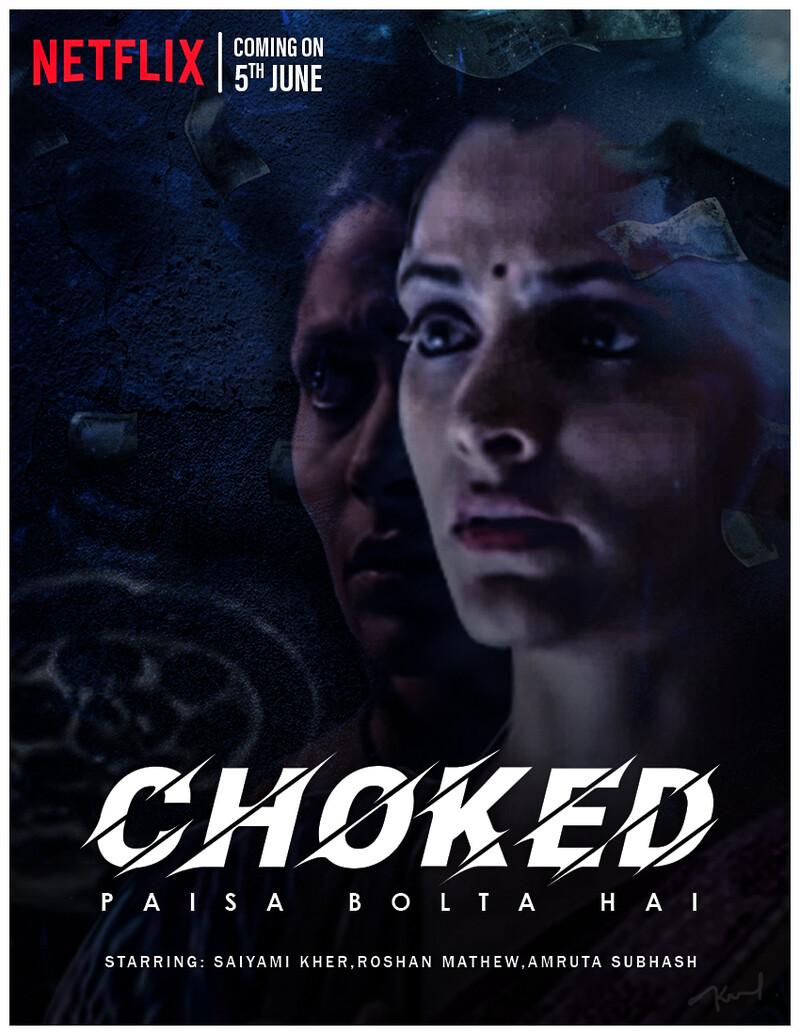 Choked (2020) centmovies.xyz