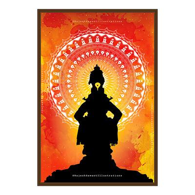 Rajesh r sawant mandala lord vitthal 01