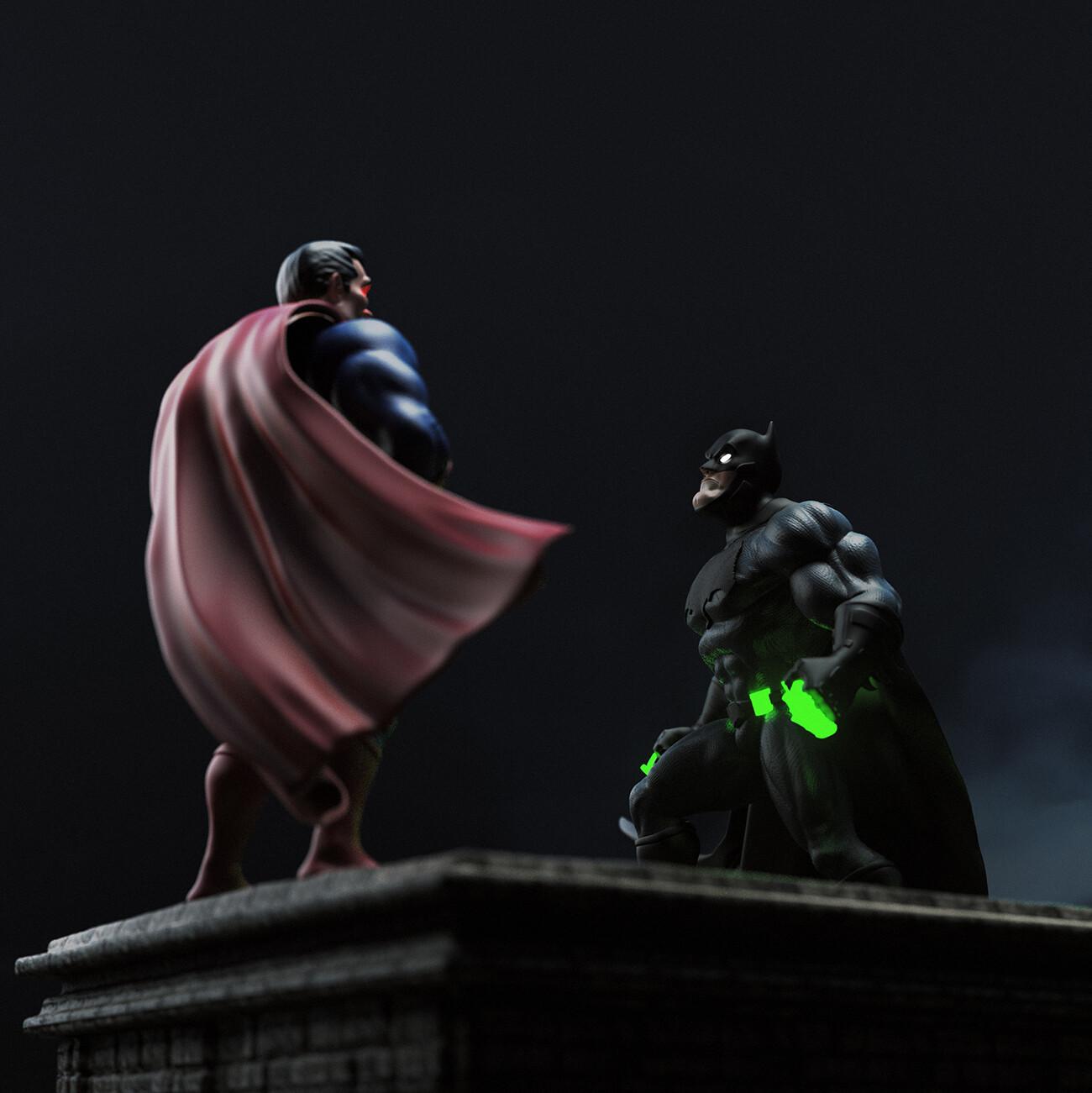 Batman: You will.
