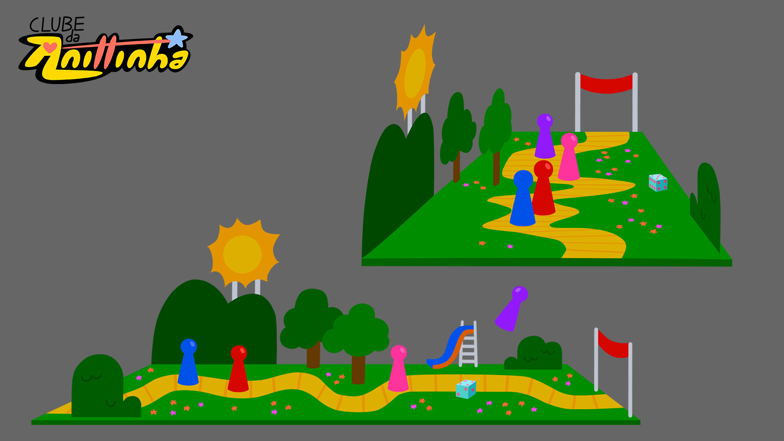 Prop Design - Board Game
