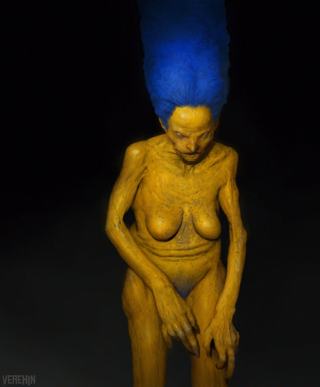 Cursed Marge