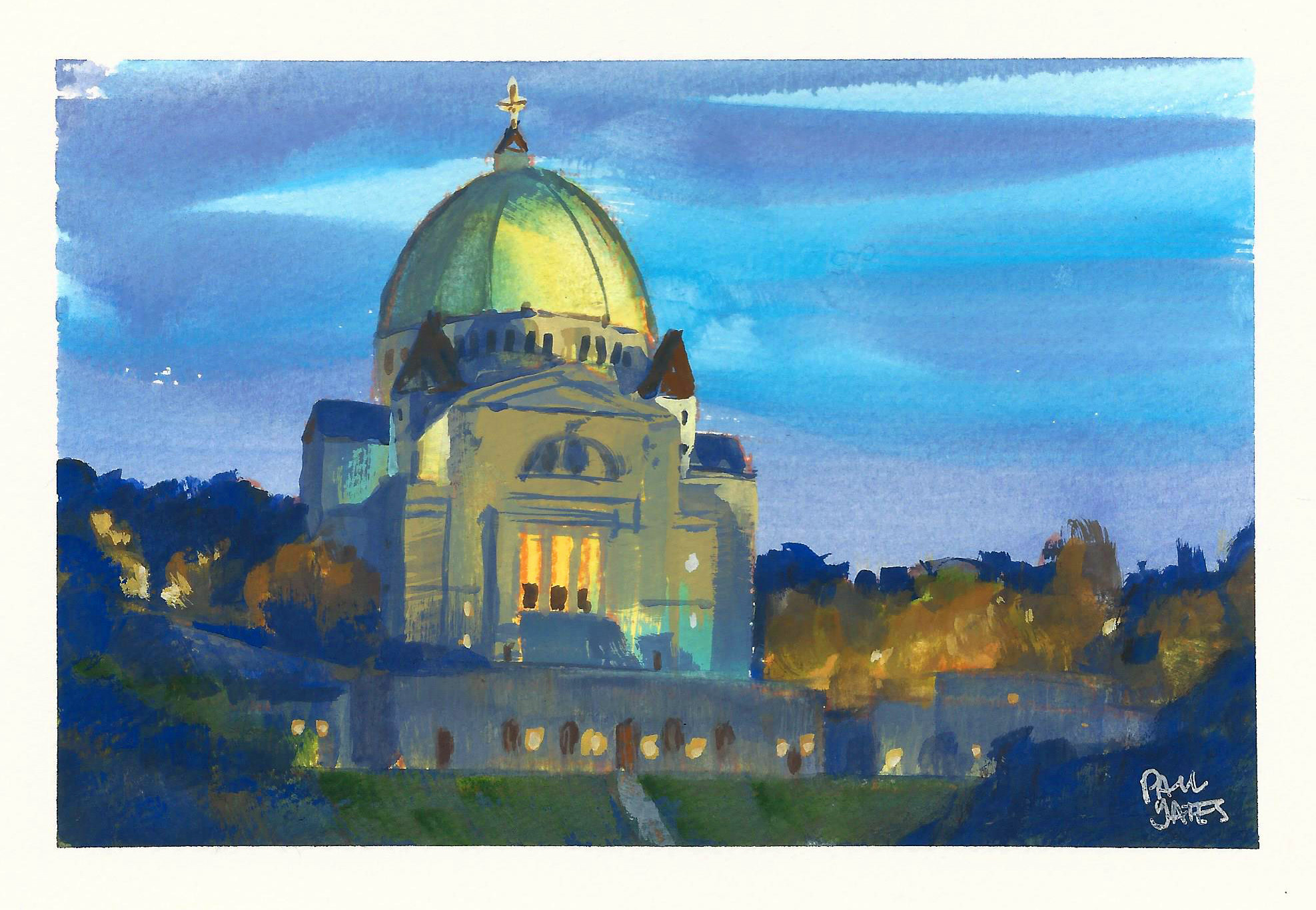 Commission of St Joseph's Oratory