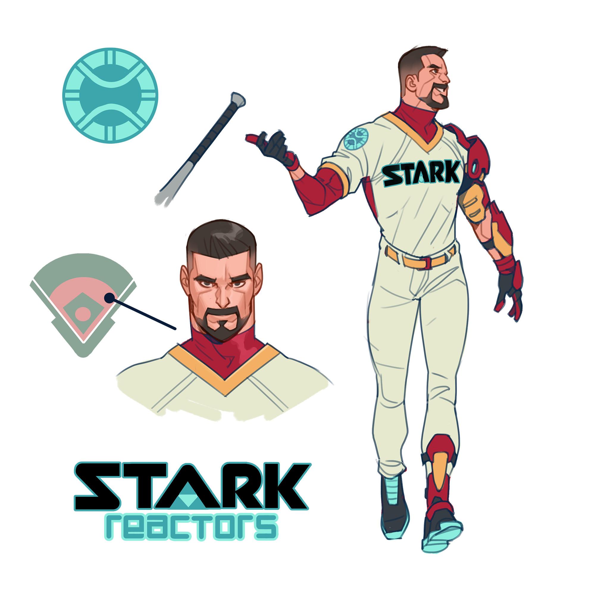 The Stark Reactors!