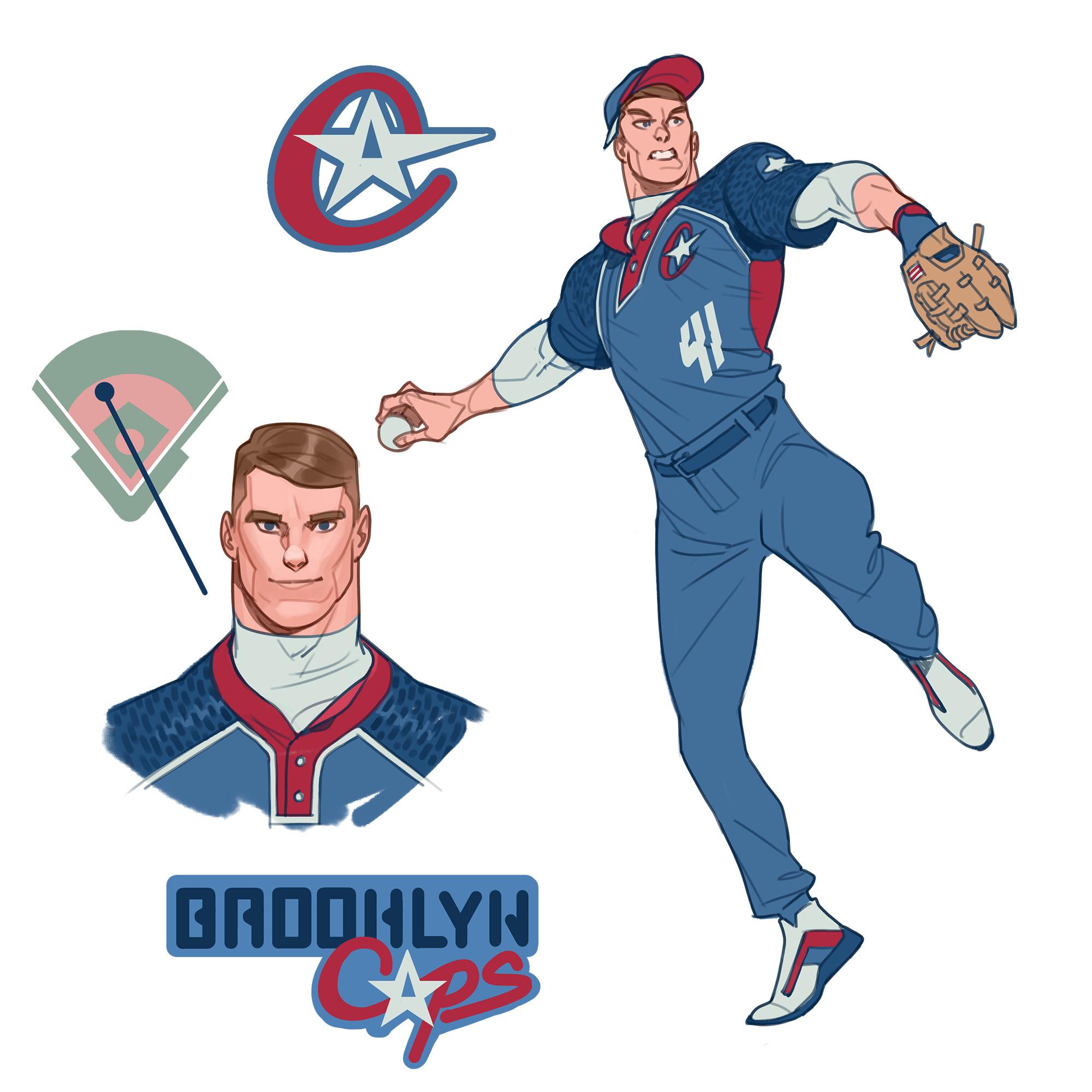 The Brooklyn Caps!