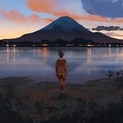Mt. Fuji (48/365)