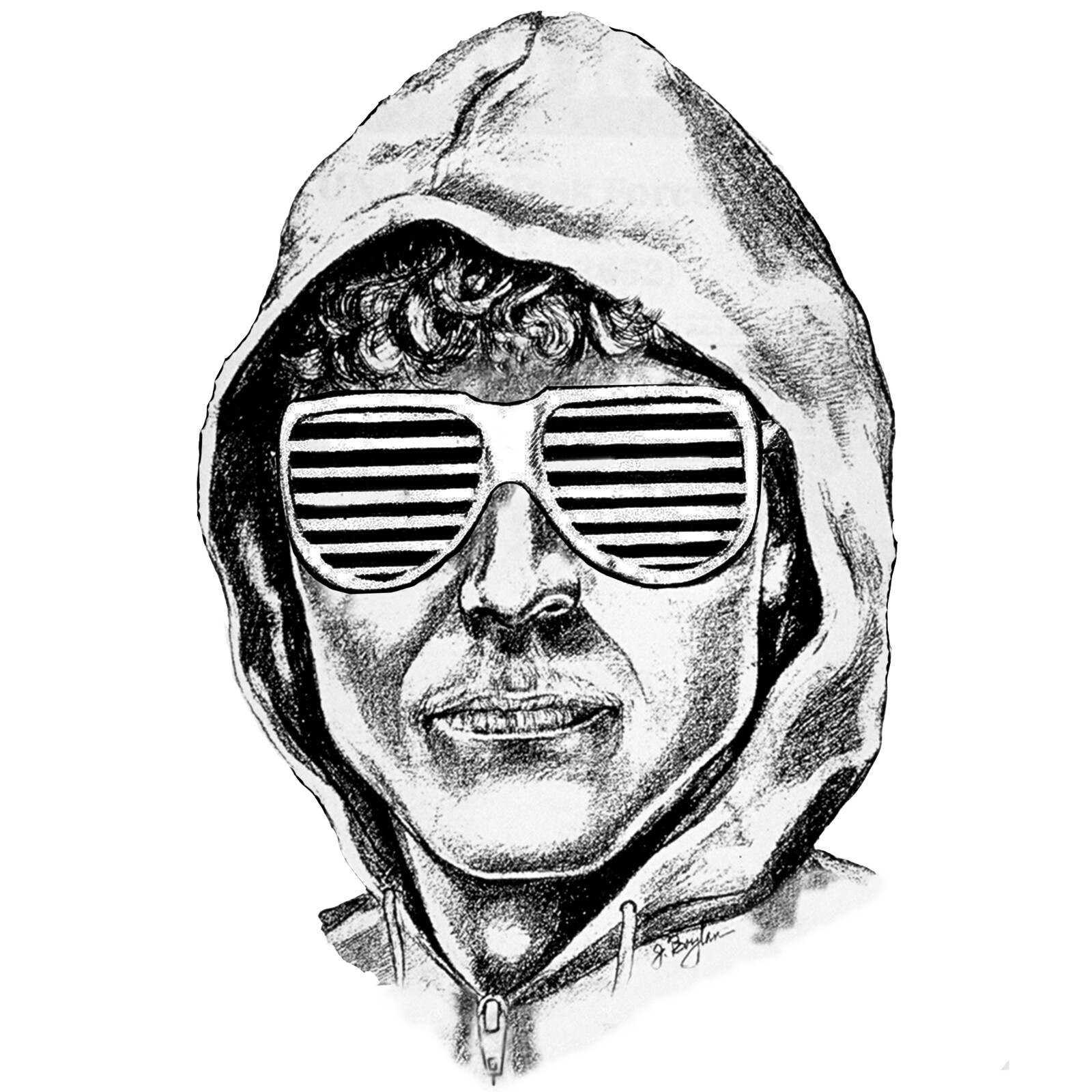The final version of the Cool Unabomber graphic