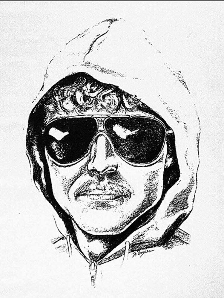 The reference image for the Cool Unabomber graphic