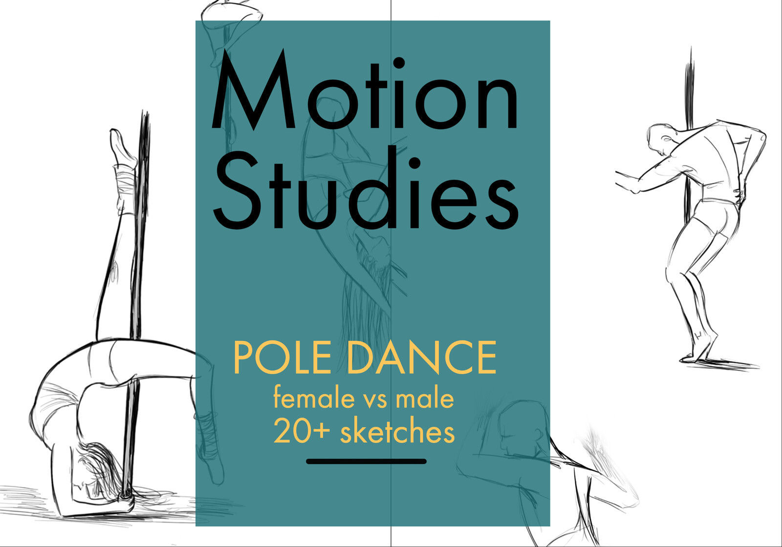 Pole Dancing - Motion Study