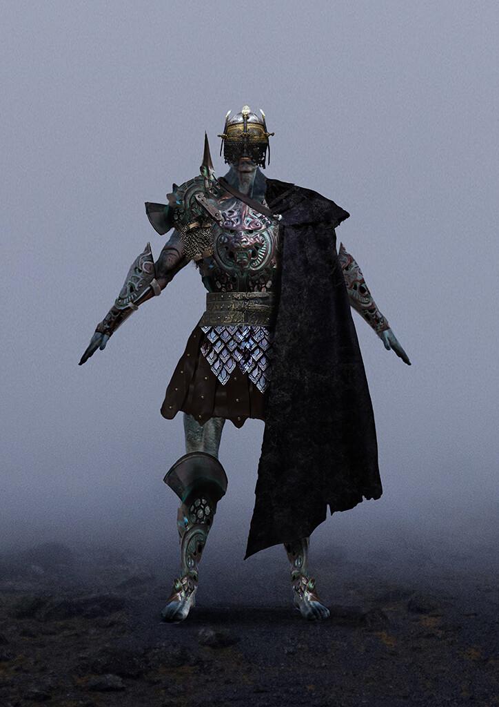 warrior Elite.