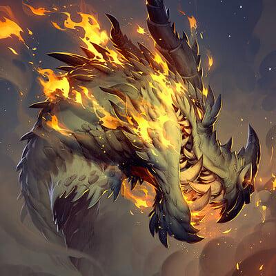 Nicola saviori dragons2