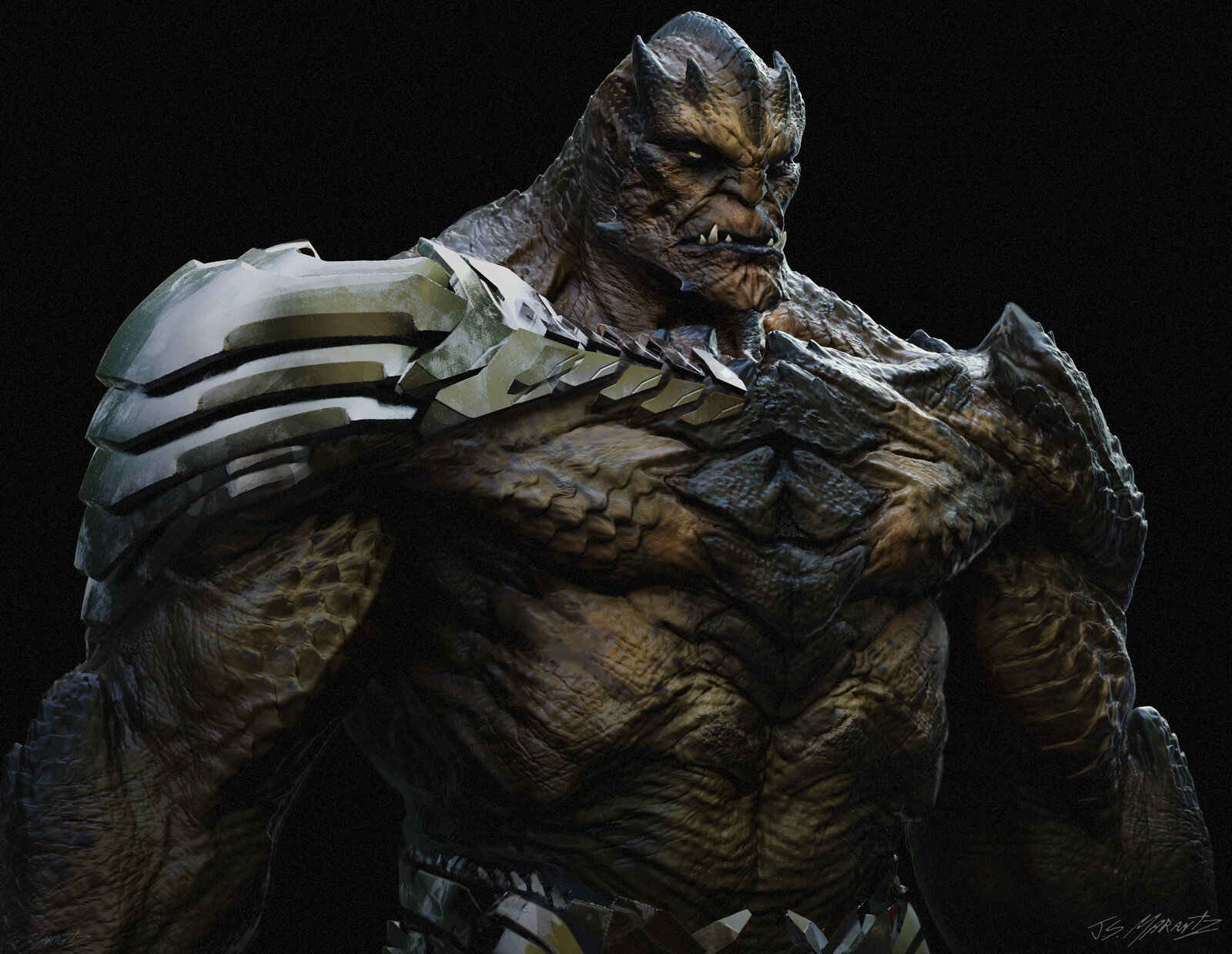Cull Obsidian Early Designs for Avengers Infinity War