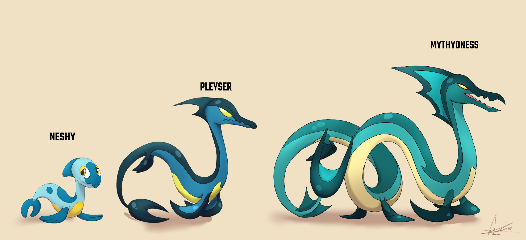 Water Starter Concept