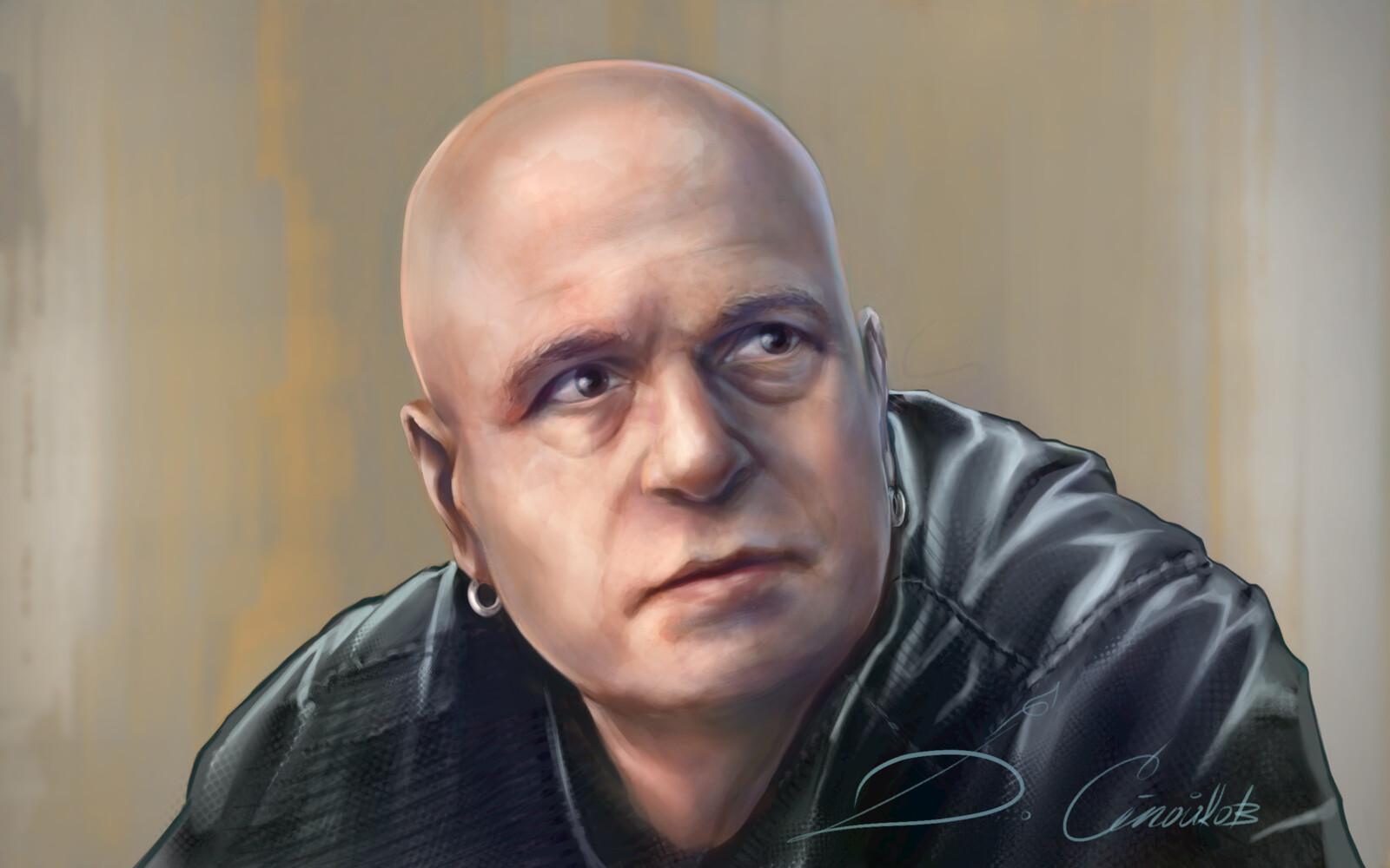 Slavi Trifonov  portrait