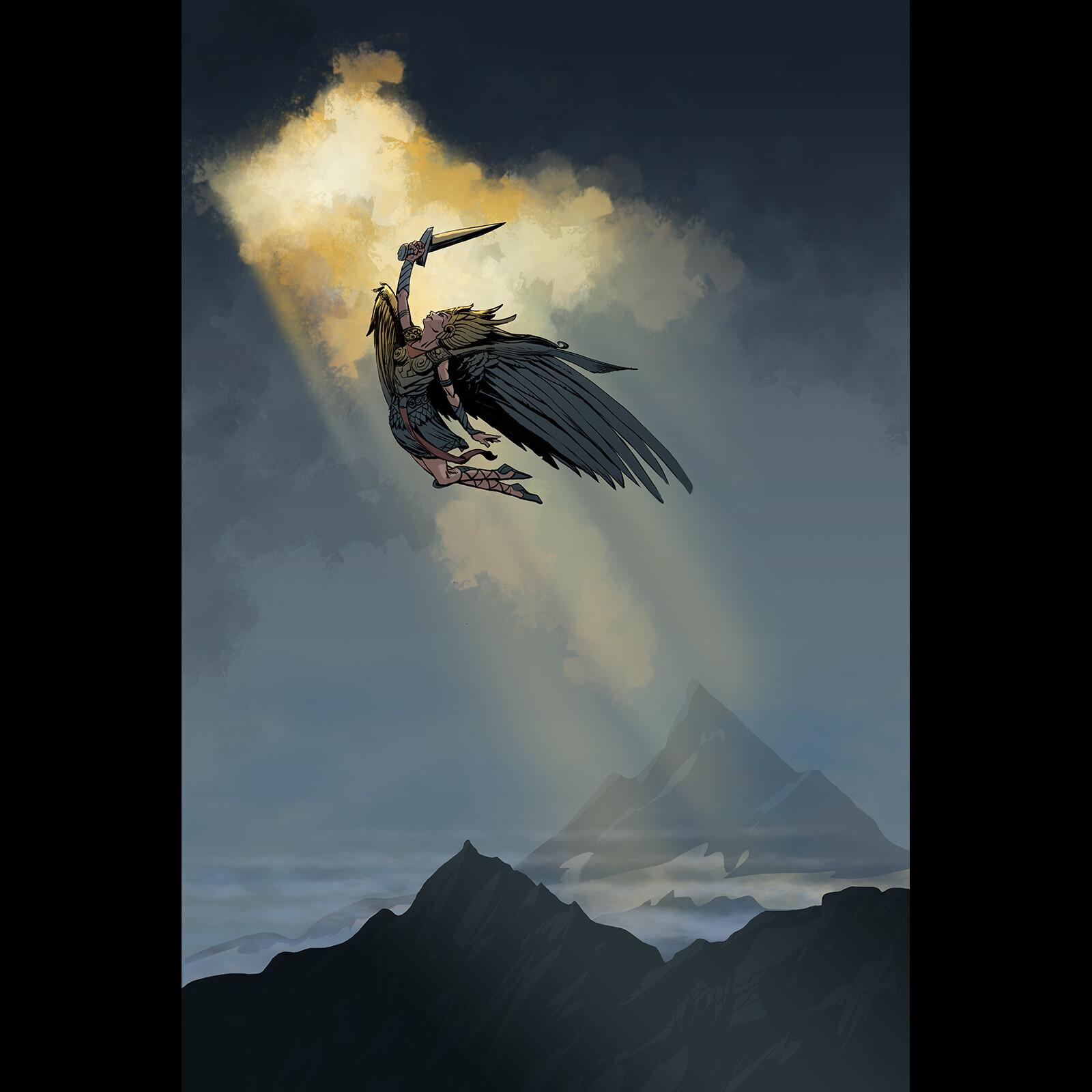 Skalmold - Valkyrie of Swords