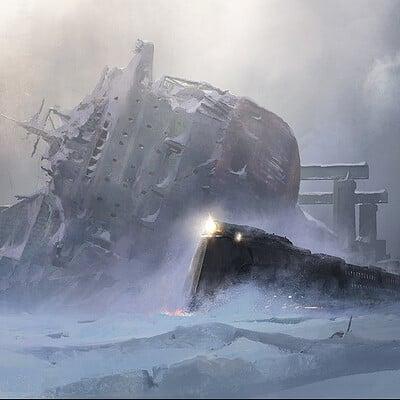Ev shipard snowpiercerext port