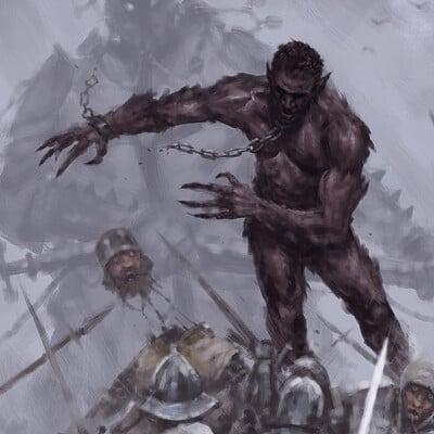 Jakub rozalski blackwolf00