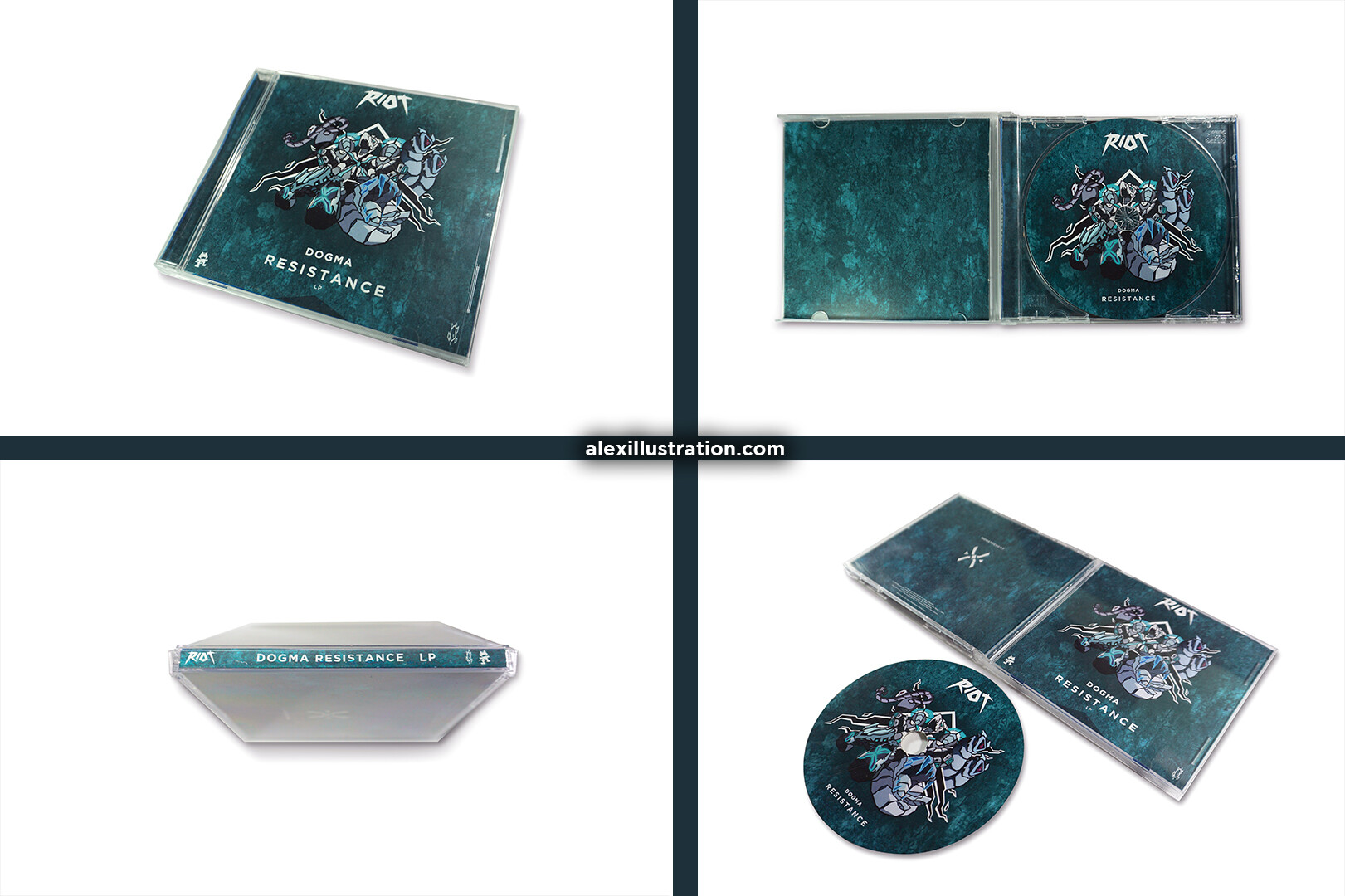 Handcrafted CD