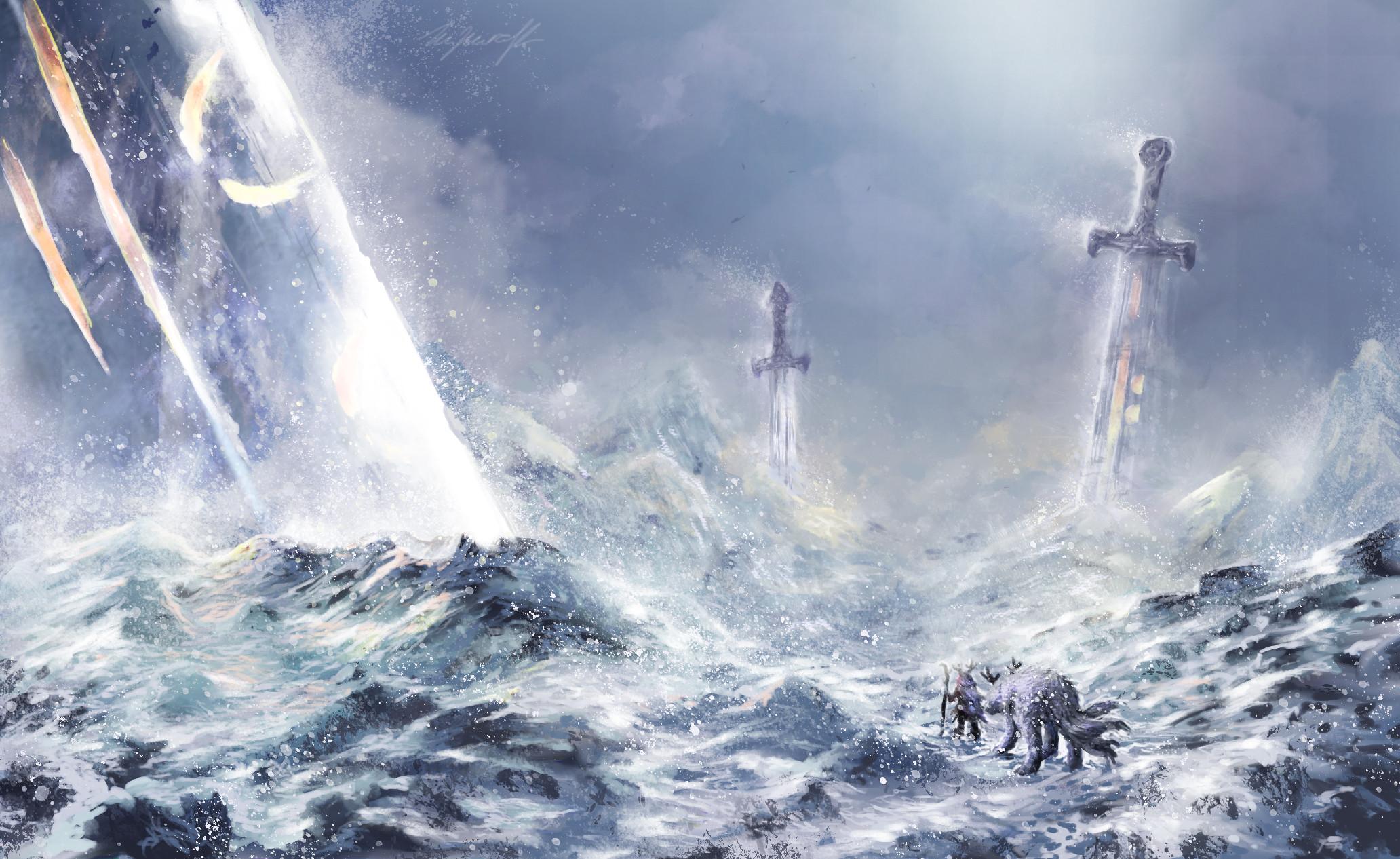 Remember the Titans - Mael'dan with Djunir