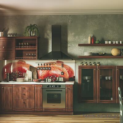 Nikolay fanin kitchen v