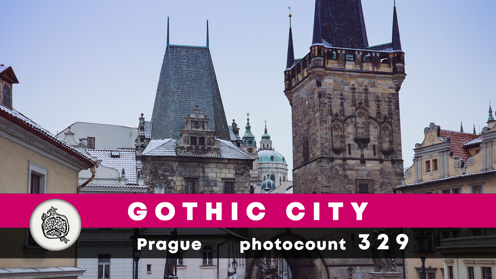 Gothic city photopack