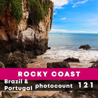 Yeve drovossekova rocky coast cover