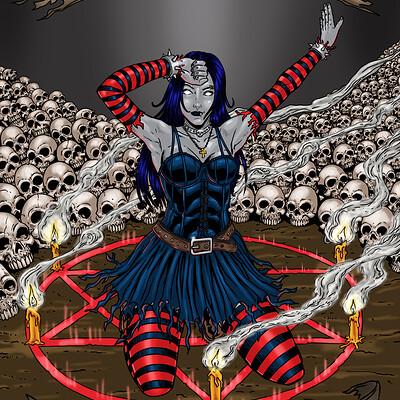 Armando abeleda illogical poster 3 color