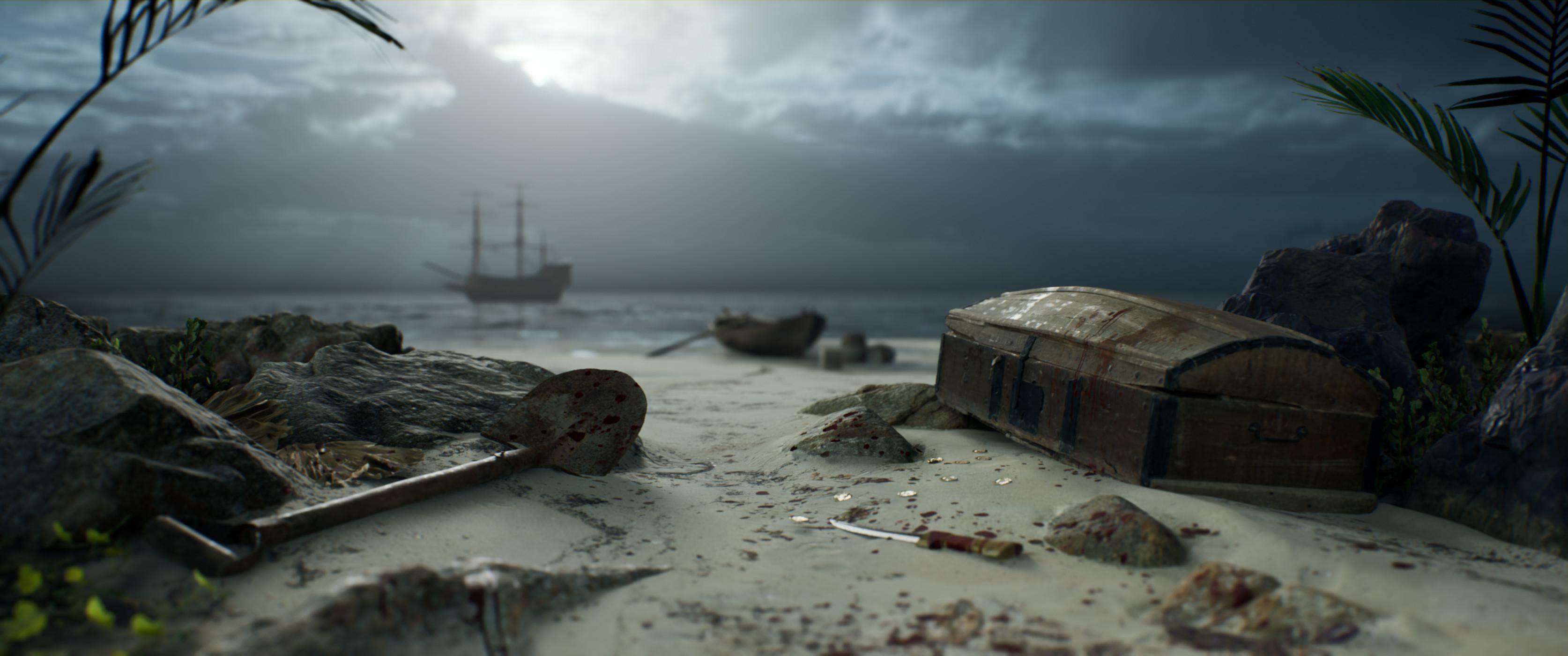 07 - Treasure Island