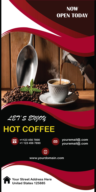Flyer cafe Cafe Specials