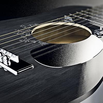 Igor isachenko acoustic guitar 1