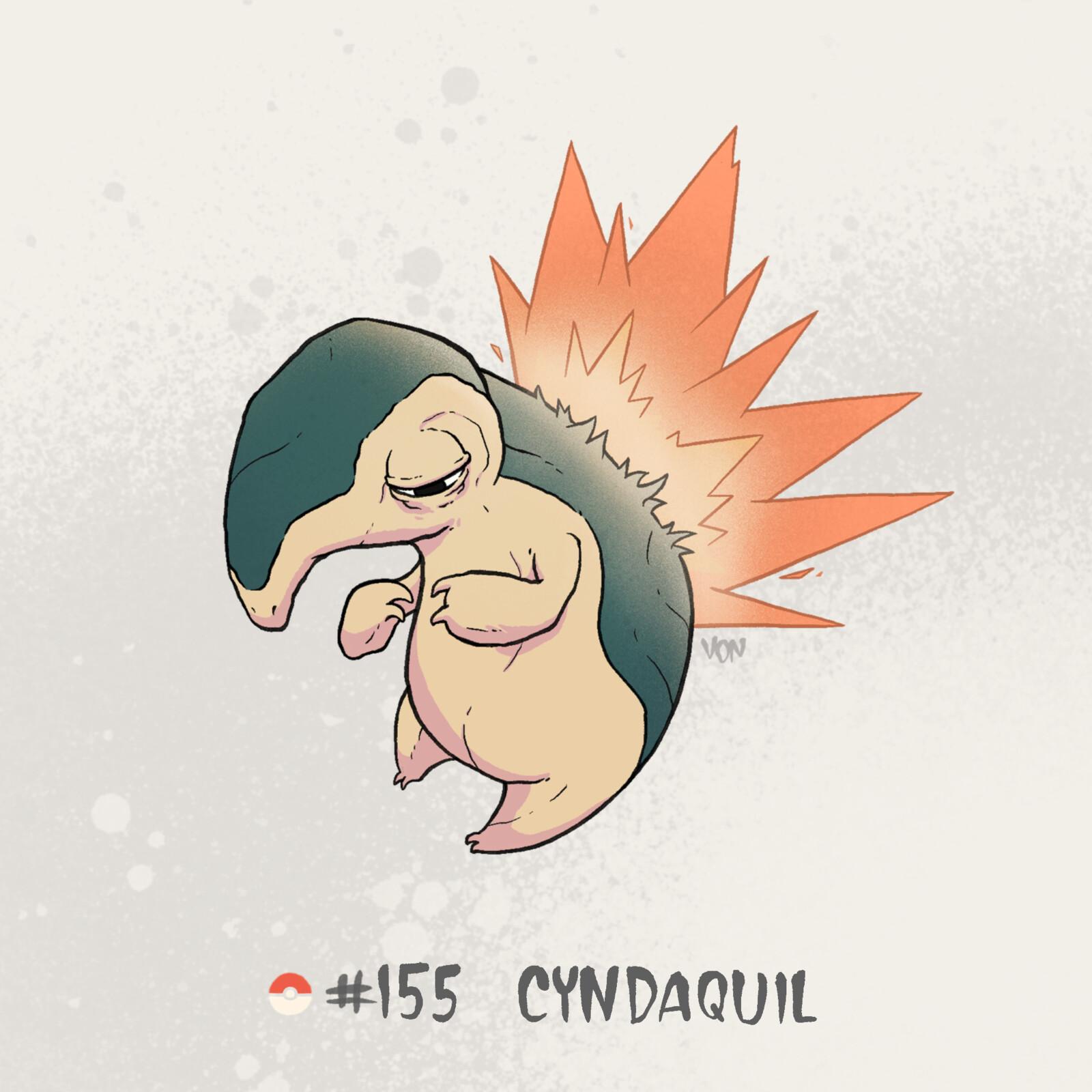 #155 Cyndaquil