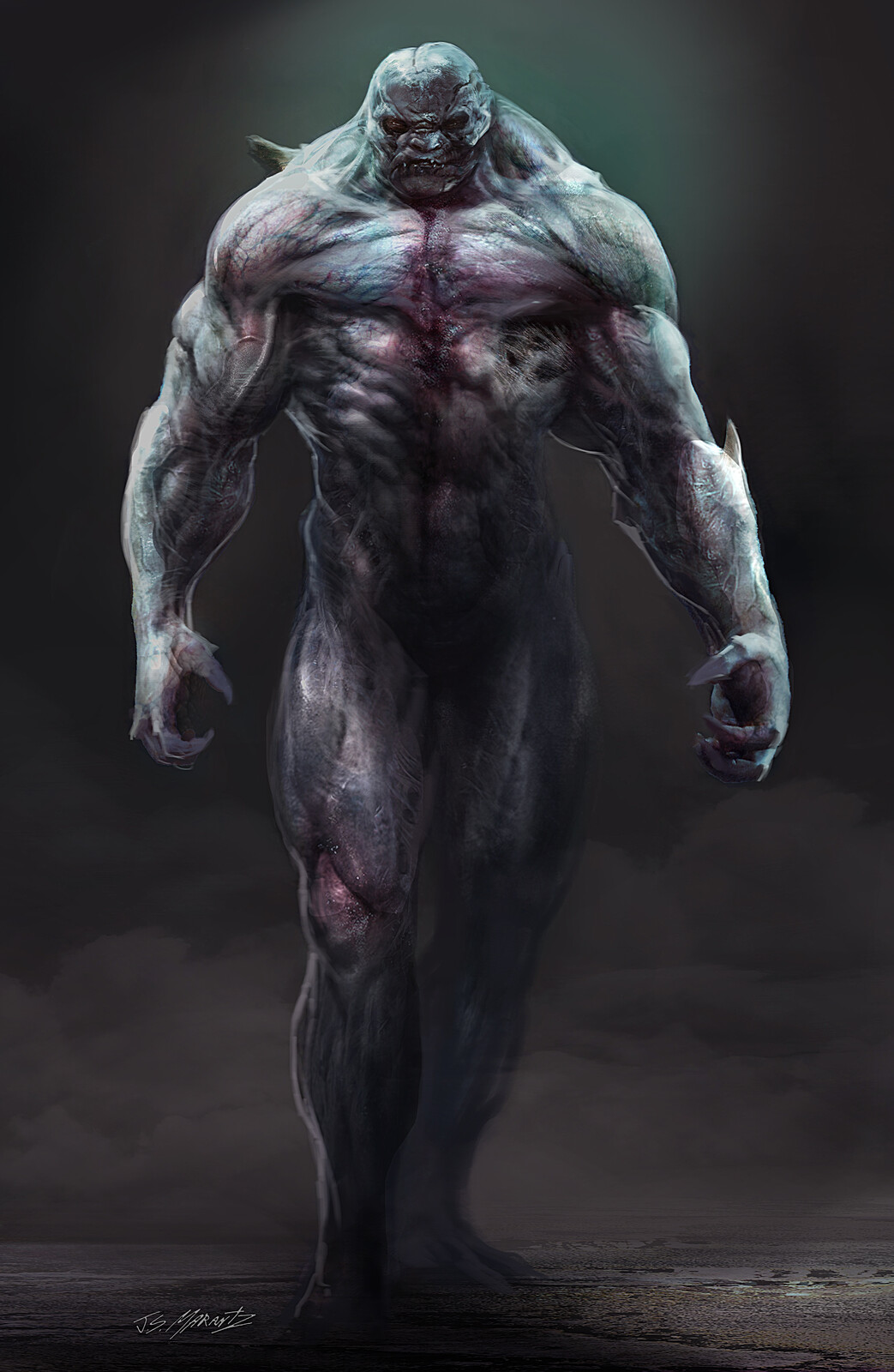 Doomsday Concept 3 for Batman V Superman