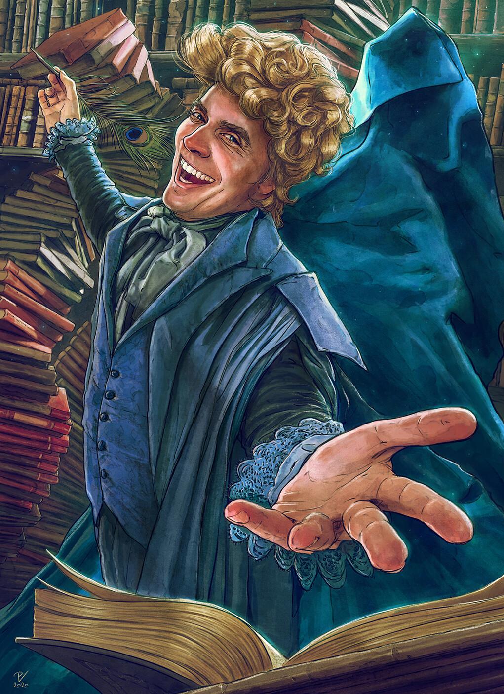 ArtStation - Harry Potter and the Chamber of Secrets-FanArt-06, Vladislav  Pantic